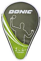 Чохол для ракетки Donic Waldner Cover Green (7397)