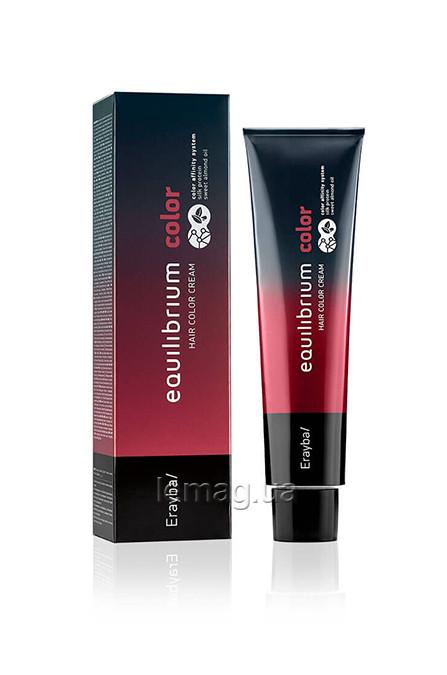 Erayba Professional Equilibrium Крем-краска для волос 1/10 - Пепельный черный, 120 мл