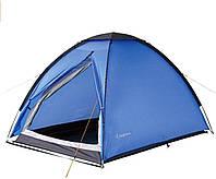 Палатка трехместная KingCamp Backpacker Blue (KT3019 Blue)