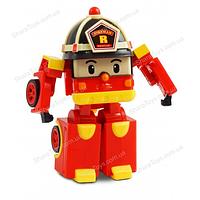 Пожарная машина-трансформер Робокар Рой