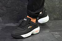 Кроссовки Fila Disruptor 2 Yalor, черно-белые