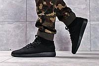 Кроссовки мужские 16241, Adidas Pharrell Williams, черные, [ 44 45 ] р. 44-28,5см., фото 1