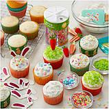 Wilton Набор для Пасхальных капкейков Easter Cupcakes Decorating Kit 7-Piece, фото 7