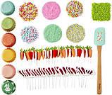 Wilton Набор для Пасхальных капкейков Easter Cupcakes Decorating Kit 7-Piece, фото 8