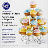 Wilton Большой набор Все для миникапкейков Bake Decorate and Display Mini Cupcake Making Set, фото 3