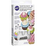 Wilton Набор для радужных мини капкейков Over the Rainbow Mini Cupcakes Decorating Set, фото 4