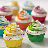 Wilton Набор для радужных мини капкейков Over the Rainbow Mini Cupcakes Decorating Set, фото 7