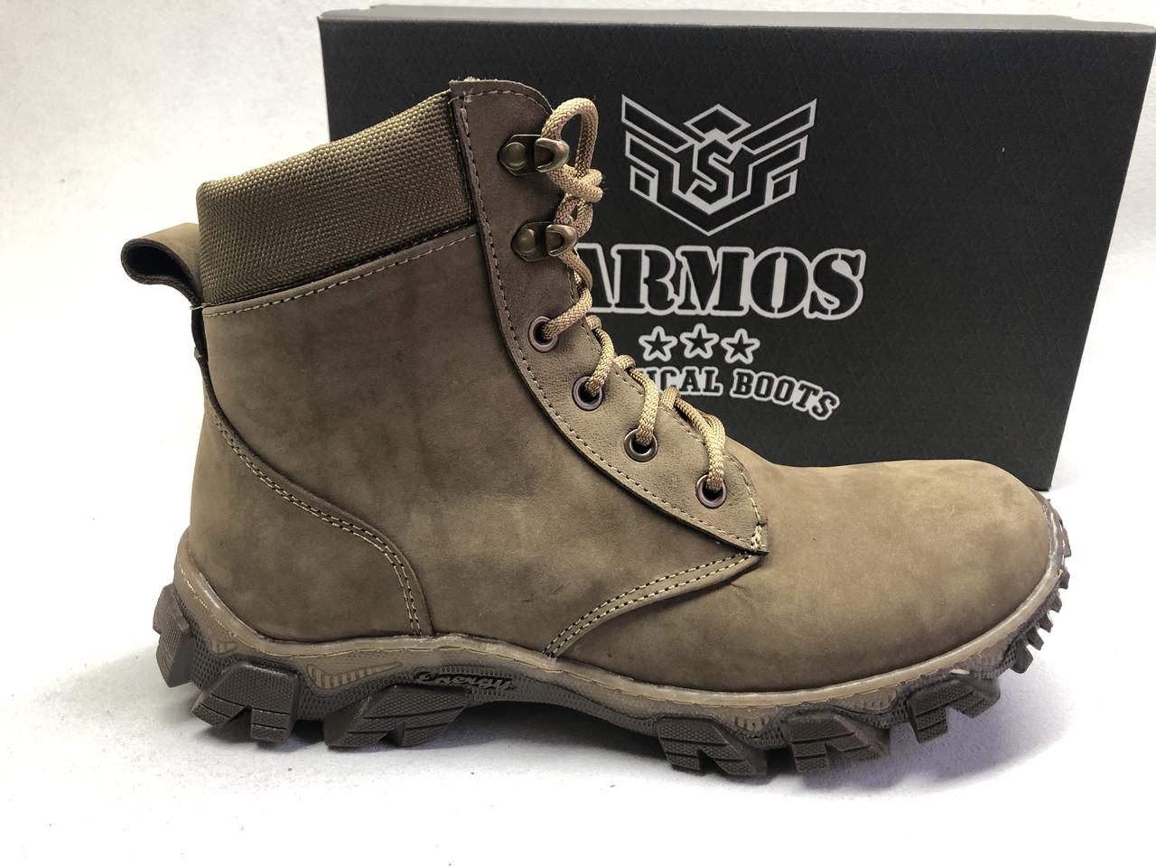 Тактические ботинки из натуральной кожи Armos 5
