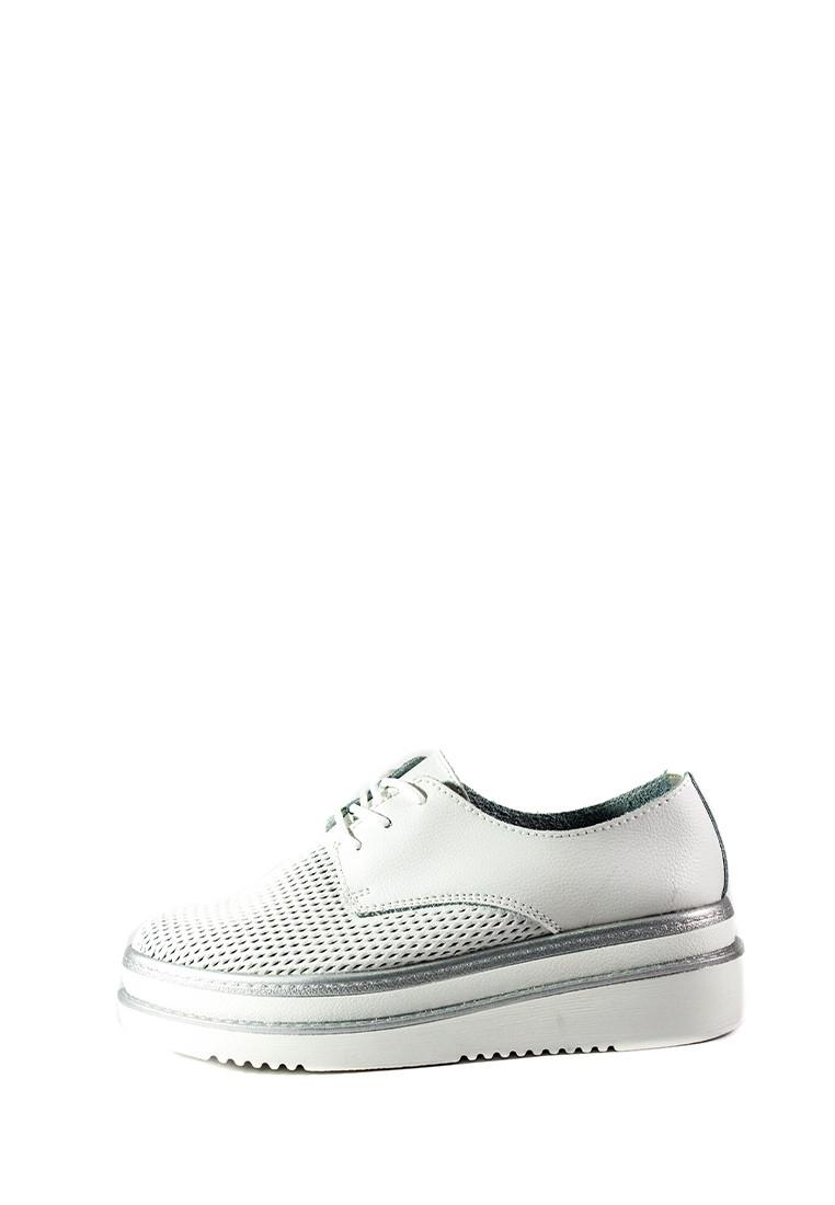 Кеды летние женские Allshoes AK767-1-1 белые (37)