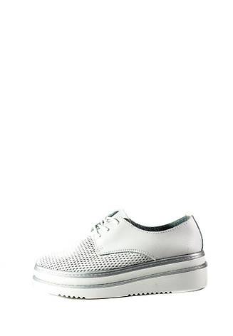 Кеды летние женские Allshoes AK767-1-1 белые (37), фото 2