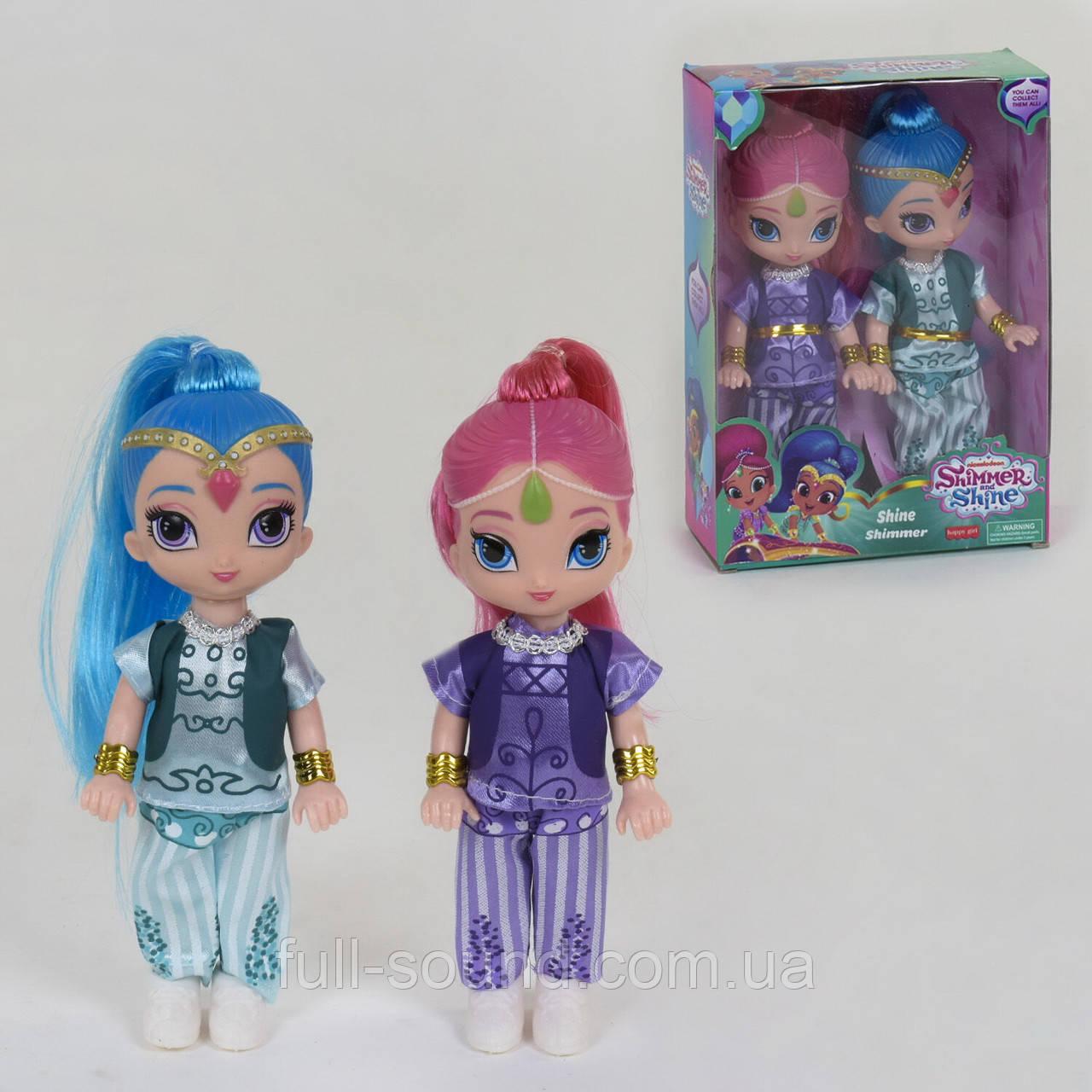 Набор кукол shimmer and shine 017