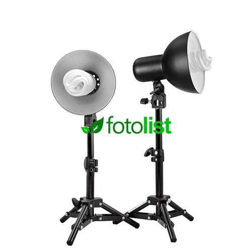 Набор для предметной съемки Visico FL-15 Easy Kit, 2х30w, 300 Вт, 5500К