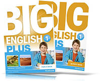 Big English Plus 1, Student's Book + Activity Book / Учебник + Тетрадь английского языка