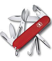 Нож Victorinox Викторинокс Super-Tinker 91 мм 14 предметов красный