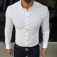 Рубашка Чол. 52(р) білий 9035 Armani Туреччина Осінь-B