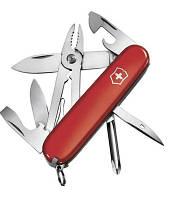 Нож Victorinox Викторинокс Mechanic 91 мм 15 предметов красный