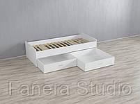 Кровать с двумя ящиками, фото 2