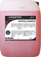 Нано шампунь/шампунь для бесконтактной мойки/бесконтактный автошампунь Kenotek Crystal Shampoo (Бельгия) 5л