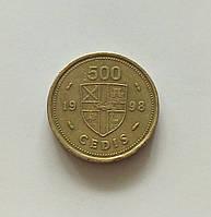 500 седи Гана 1998 г., фото 1