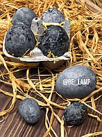 Как покрасить яйца на Пасху в Серый и Горчичный цвет?
