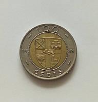 100 седи Гана 1999 г., фото 1