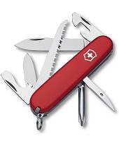 Нож Victorinox Викторинокс Hiker 91 мм 13 предметов красный