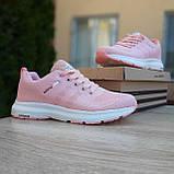 🔥 Женские кроссовки спортивные повседневные Adidas Neo pink адидас нео розовые, фото 3
