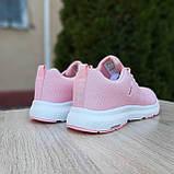 🔥 Женские кроссовки спортивные повседневные Adidas Neo pink адидас нео розовые, фото 6