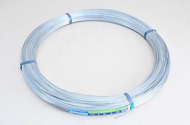 Цинково-алюминиевая проволока BEKAERT Bezinal 2,2 мм, 25 кг, 825 м - шпалерная высокоуглеродистая