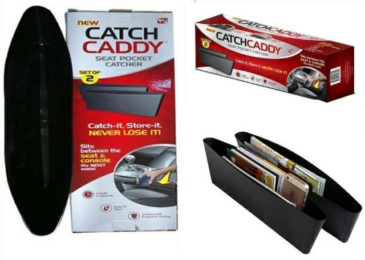 Автомобильный органайзер Catch Caddy между сиденьями (2 шт)