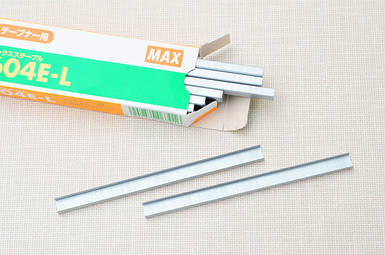 Скоби до садового степлера HT-B MAX 604E-L (4800 шт)