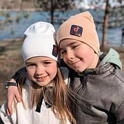 Детские шапки (весна-осень/зима)