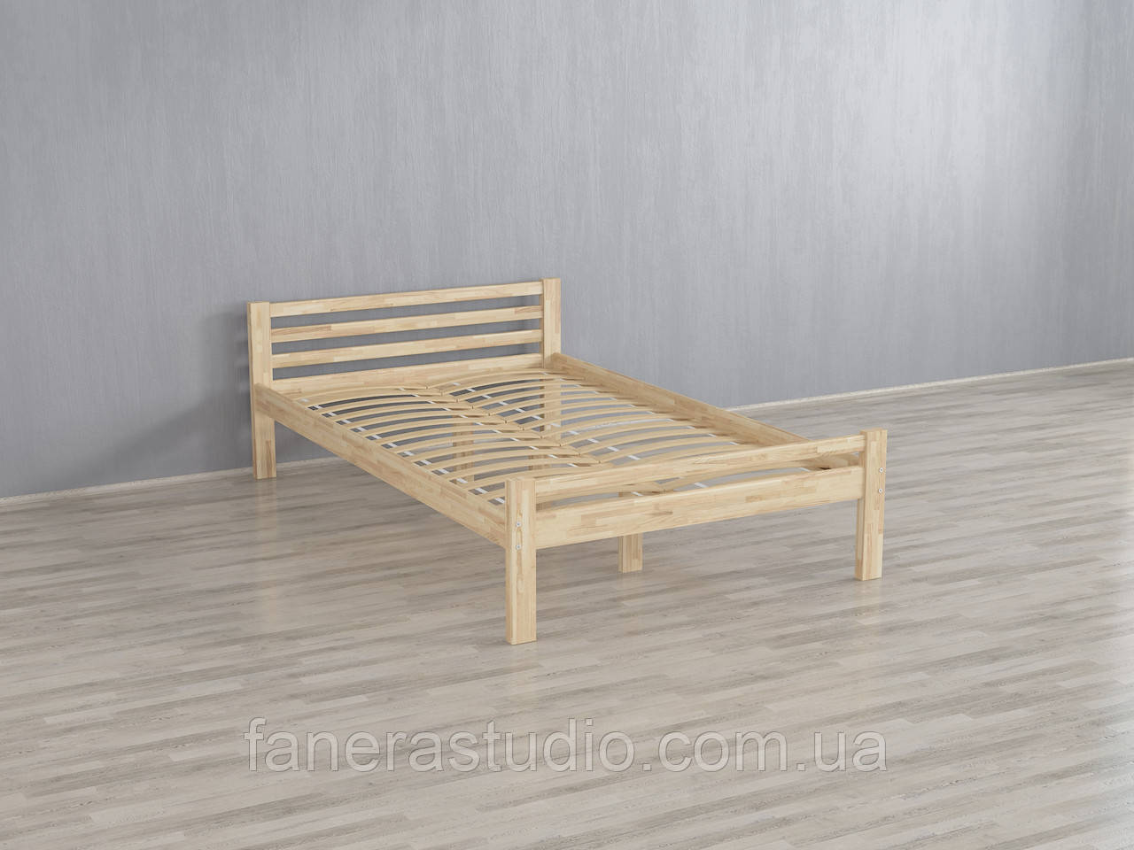 Ліжко полуторне односпальне 200 * 120 см