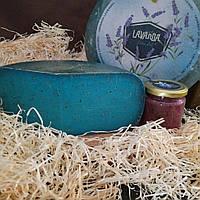 Голандський сир з лавандою Синє песто