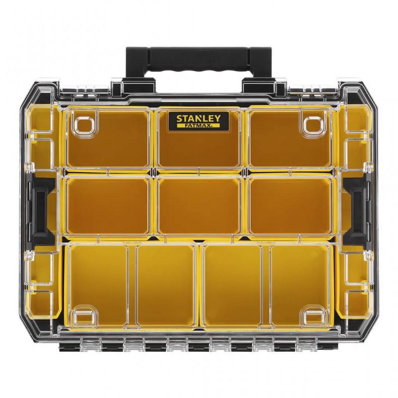 Органайзер пластиковый Stanley Fatmax TSTAK 10 секций (FMST82967-1)
