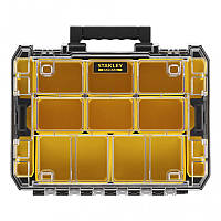 Органайзер пластиковый Stanley Fatmax TSTAK 10 секций (FMST82967-1), фото 1