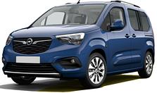 Фаркопы на Opel Combo E (c 2019–)