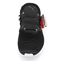 Кроссовки женские летние, текстиль, черный цвет (стоковая обувь) Распродажа. Размер 41