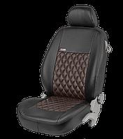 Автомобильные Модельные чехлы на сиденьяRenault Megane Hatchback 1.5 d 2014- раздельный EMC-Elegant 506 Eco Prestige - Заводской Пошив под ЗАКАЗ