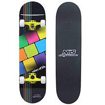 Скейтборд Nils Extreme CR3108SB Colors of Life, фото 2