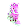Роликовые коньки Nils Extreme NA1123A Size 39-42 Pink, фото 5