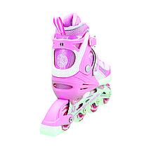 Роликовые коньки Nils Extreme NA1123A Size 39-42 Pink, фото 3
