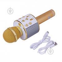 Безпровідний мікрофон і динамік для будинку 2 в 1 Bluetooth W 858