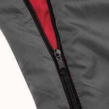 Спальный мешок SportVida SV-CC0021 Grey/Red, фото 2