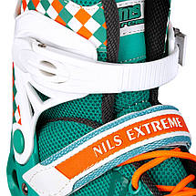 Роликовые коньки Nils Extreme NA13911A Size 35-38 Mint, фото 3