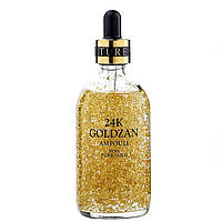 Сироватка для обличчя Gold Skin Care з гіалуроновою кислотою і золотом 24K IMAGES 24k