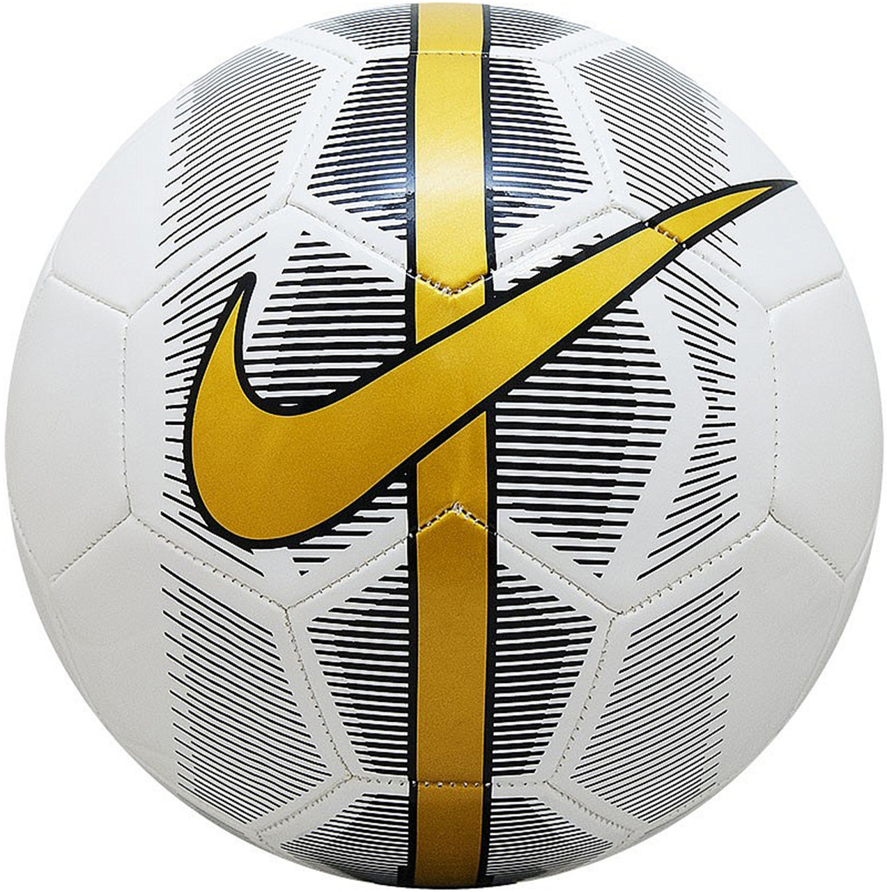 Мяч футбольный Nike Mercurial Fade SC3023-101 Size 5