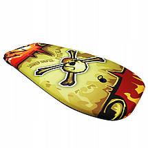 Бодиборд-доска для плавания на волнах SportVida Bodyboard SV-BD0001-2, фото 3