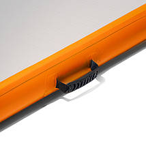 Мат гимнастический надувной 4FIZJO Air Track Mat 500 x 100 x 10 см 4FJ0095, фото 3