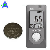 Батарейка GP Lithium CR 2032 для глюкометров Гамма Мини, Бионайм 110, Бионайм 550 и Бионайм Elsa, фото 3